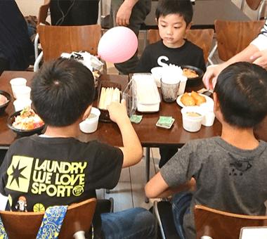 信州こども食堂 株式会社ジン・コーポレーション CSR