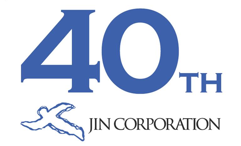 40周年 株式会社ジン・コーポレーション